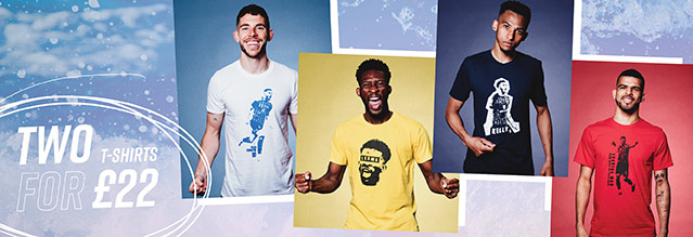AFC Bournemouth Mens 2 for £22 T Shirts