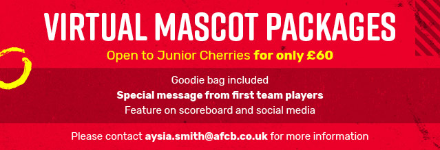 AFC Bournemouth Virtual Mascot Pack - Click for details