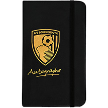AFC Bournemouth Autograph Book