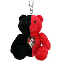 AFC Bournemouth Bag Buddy Bear