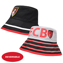 AFC Bournemouth Adults Reversible Bucket Hat