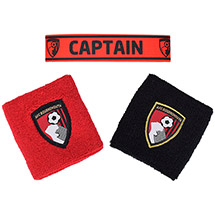 AFC Bournemouth Captain armband set