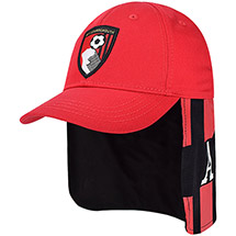 AFC Bournemouth Kids Summer Cap - Red