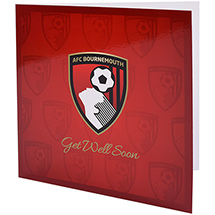 AFC Bournemouth Get Well Soon Card