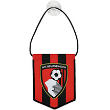 AFC Bournemouth Car Pennant