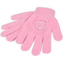 AFC Bournemouth Small Childs Gloves - Pink
