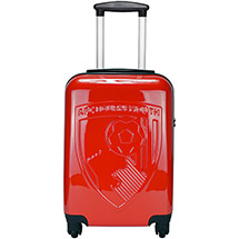 AFC Bournemouth Red Carry On Case