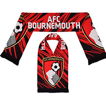 AFC Bournemouth ADULT FAN SCARF