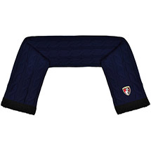 AFC Bournemouth ADT CABLE NAVY SCARF