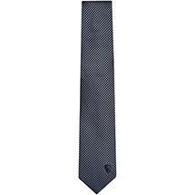 AFC Bournemouth Black / Grey Check Tie