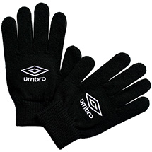 AFC Bournemouth Adults Umbro Gloves - Black