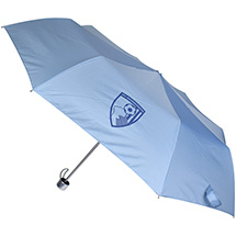 AFC Bournemouth Telescopic Umbrella - Sky Blue