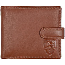 AFC Bournemouth 18/19 BROWN WALLET