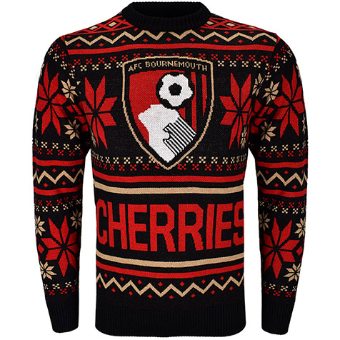 Adults Christmas Jumper - Red