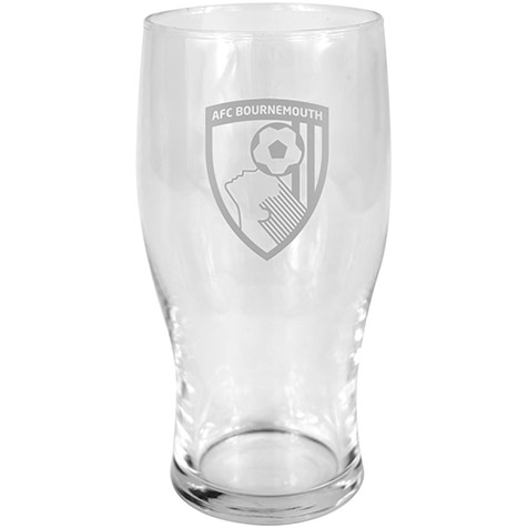 2018/19 PINT GLASS