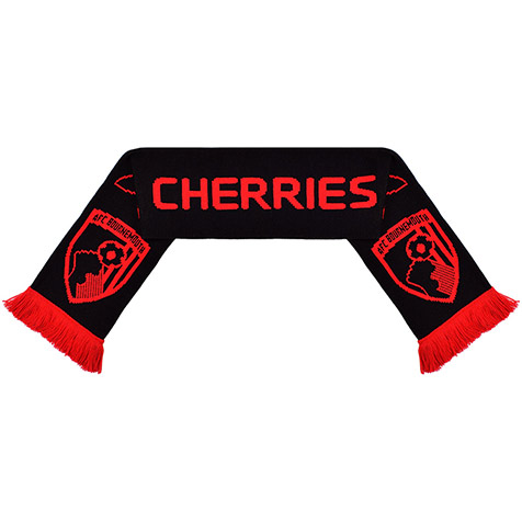 Youths Cherries Scarf
