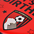 AFC Bournemouth Large Birthday Badge