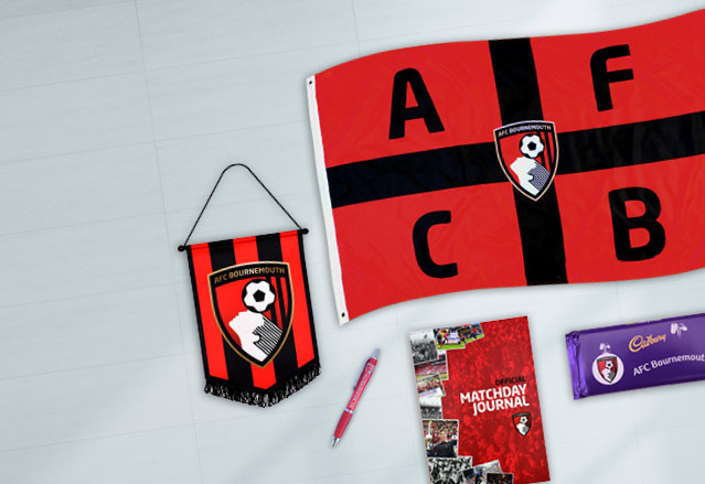 AFC Bournemouth Match Day Gifts