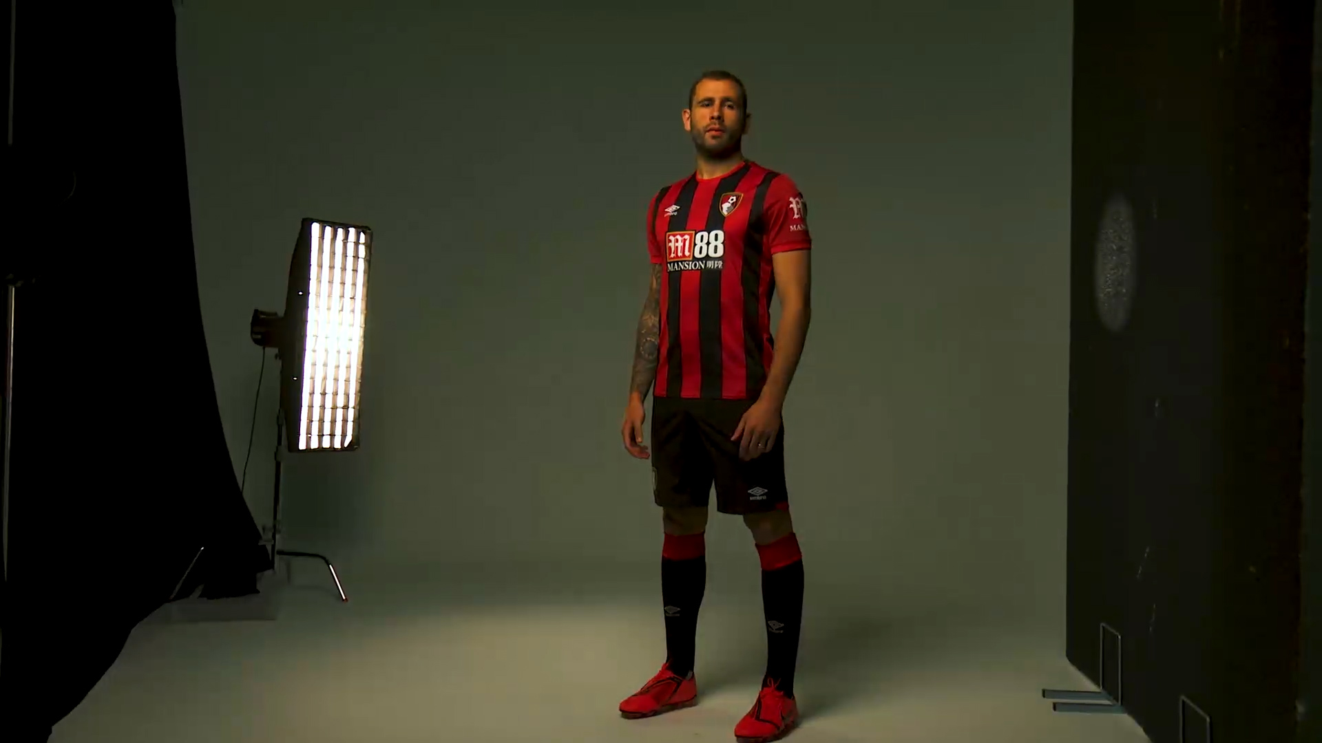 AFC Bournemouth Home Kit 2019/20