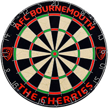 AFC Bournemouth Dartboard
