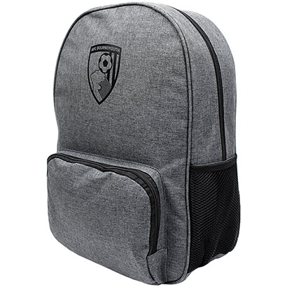 AFC Bournemouth Canvas Backpack - Grey