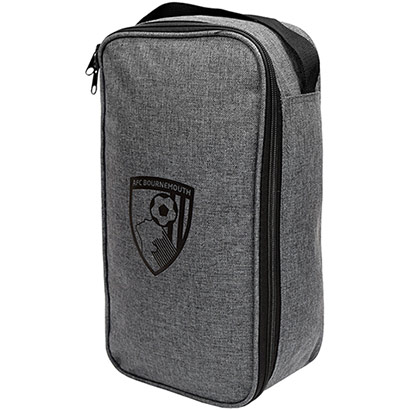 AFC Bournemouth Canvas Boot Bag - Grey