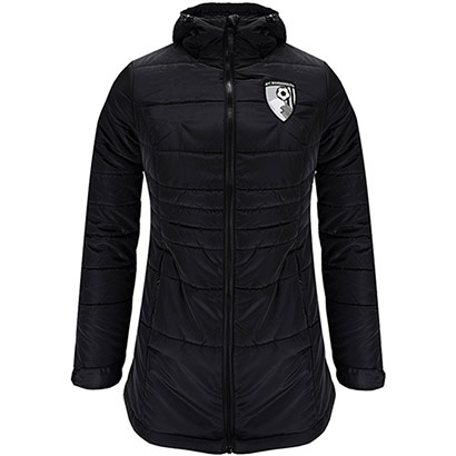 AFC Bournemouth Womens Clover Jacket - Black