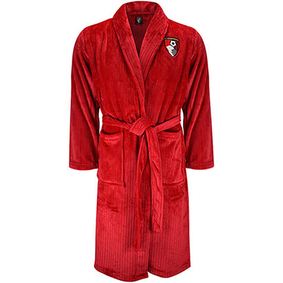 AFC Bournemouth Youths Dressing Gown - Red