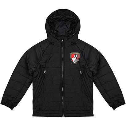 AFC Bournemouth Kids Empire Jacket - Black