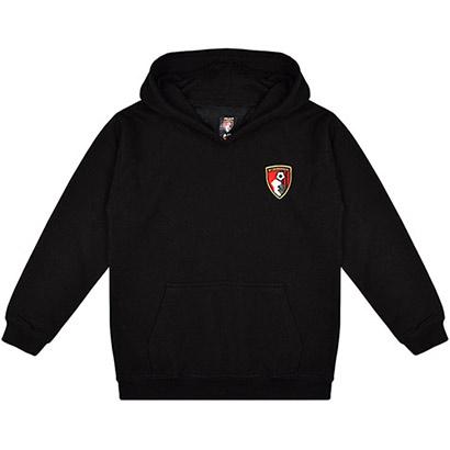 AFC Bournemouth Kids Oslo Hoodie - Black