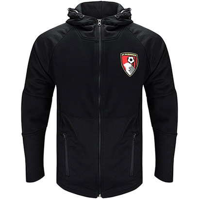 AFC Bournemouth Youths React Hoodie - Black