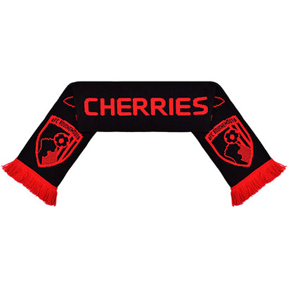 AFC Bournemouth Youths Cherries Scarf