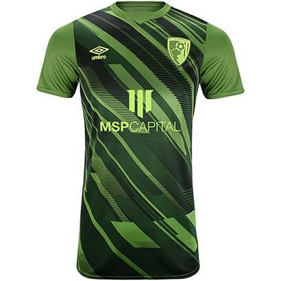 AFC Bournemouth Womens Third Shirt 21/22 - Green