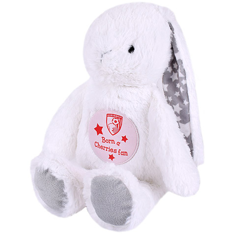 AFC Bournemouth Plush Baby Rabbit