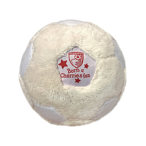 AFC Bournemouth Plush Baby Twinkle Ball