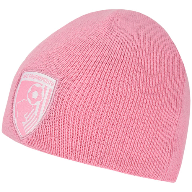 Small Childs Beanie Hat - Pink