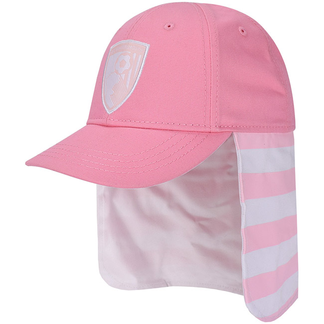 Kids Summer Cap - Pink