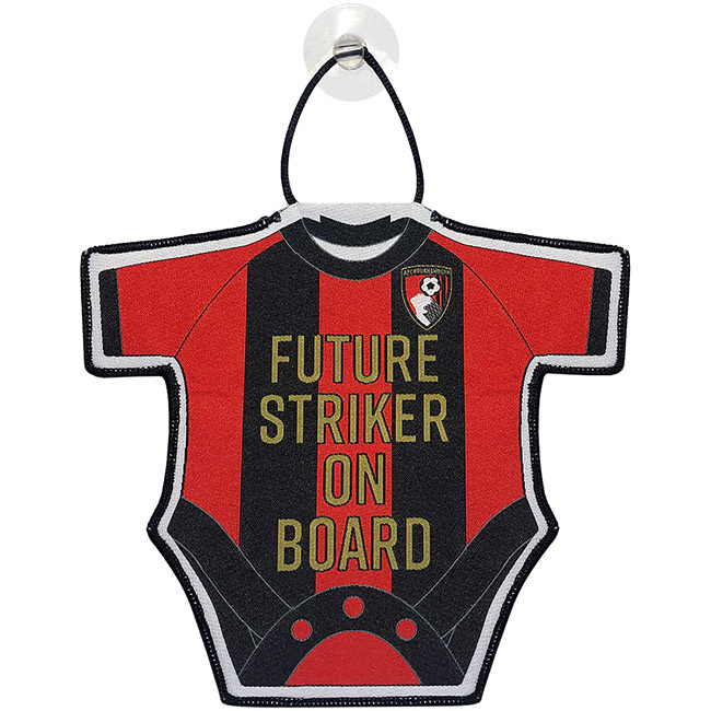 Future Striker Car Pennant