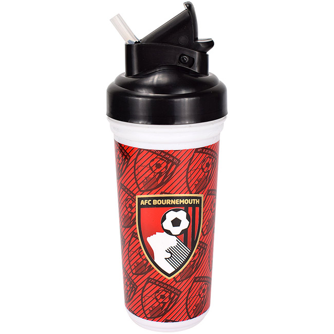 Kids Drinks Bottle - Red / Black