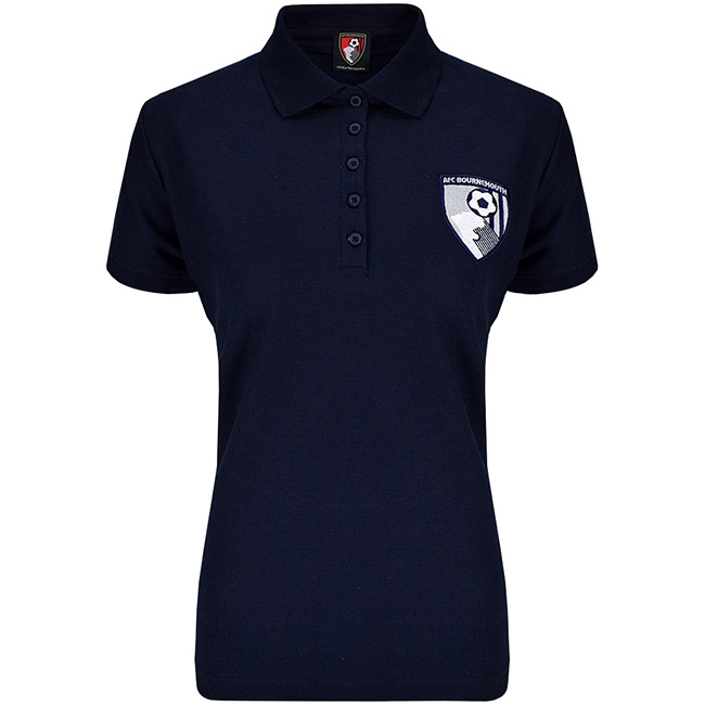Womens Mia Polo Shirt - Navy