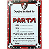 Party Invites - 10 Pack