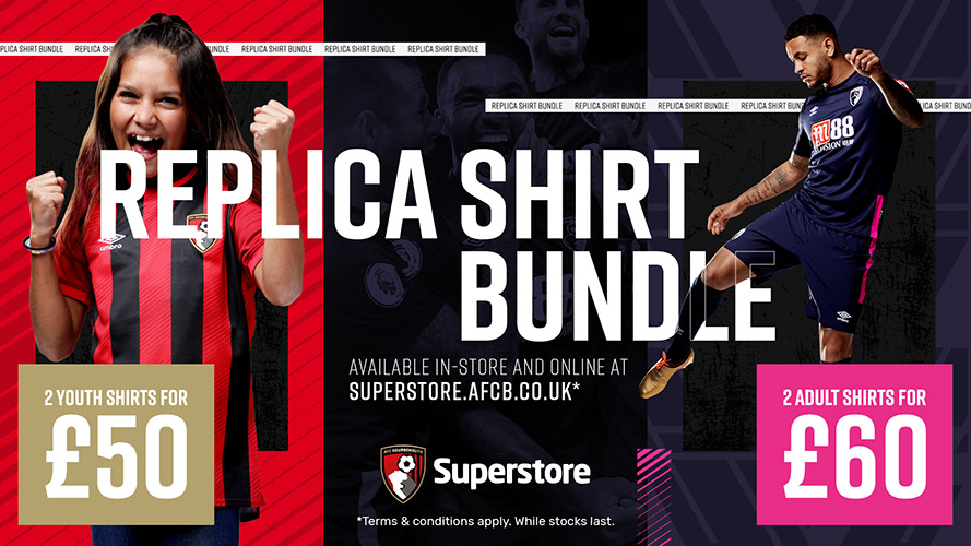 19/20 Shirt Bundles